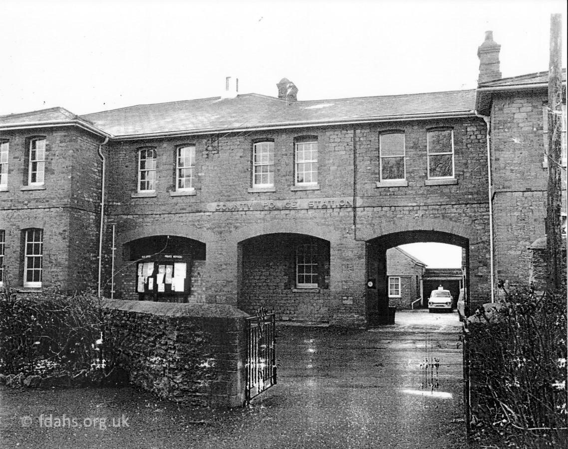 Police Station 2 1952