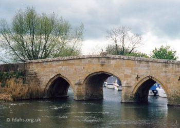 Radcot Bridge 1999