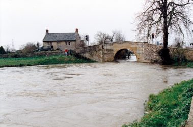Radcot Canal Bridge 1992