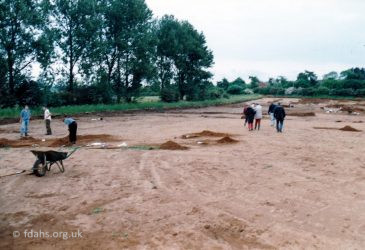 Red House Hill Dig 2000