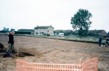 Red House Hill Dig2 2000