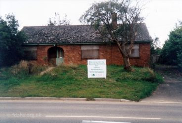 Reg Purbricks House 2000