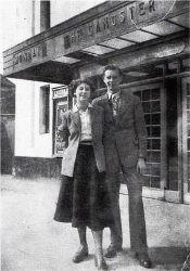 Regent Cinema 1950s