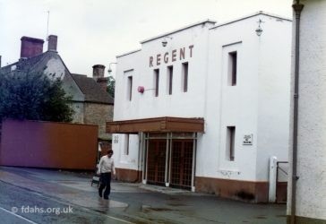 Regent Cinema Cc1984
