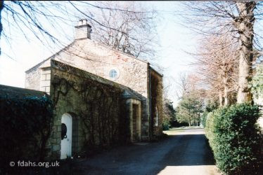 Road To Faringdon House C1994