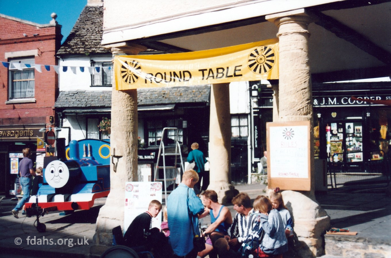 Round Table 1995