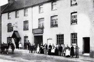 Salutation Hotel 1880s