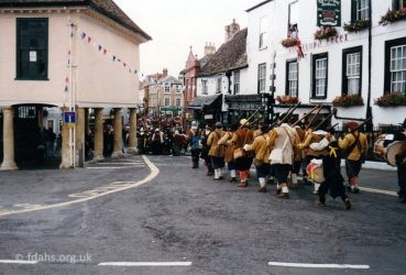 Sealed Knot 1995