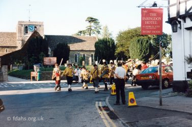 Sealed Knot Arrival 1995
