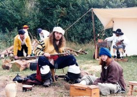 Sealed Knot Camp 1995