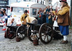 Sealed Knot Cannon 1994