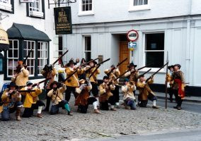 Sealed Knot Rifles 1994