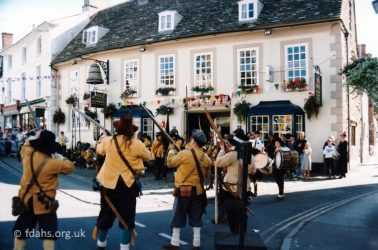 Sealed Knot Rifles 1995