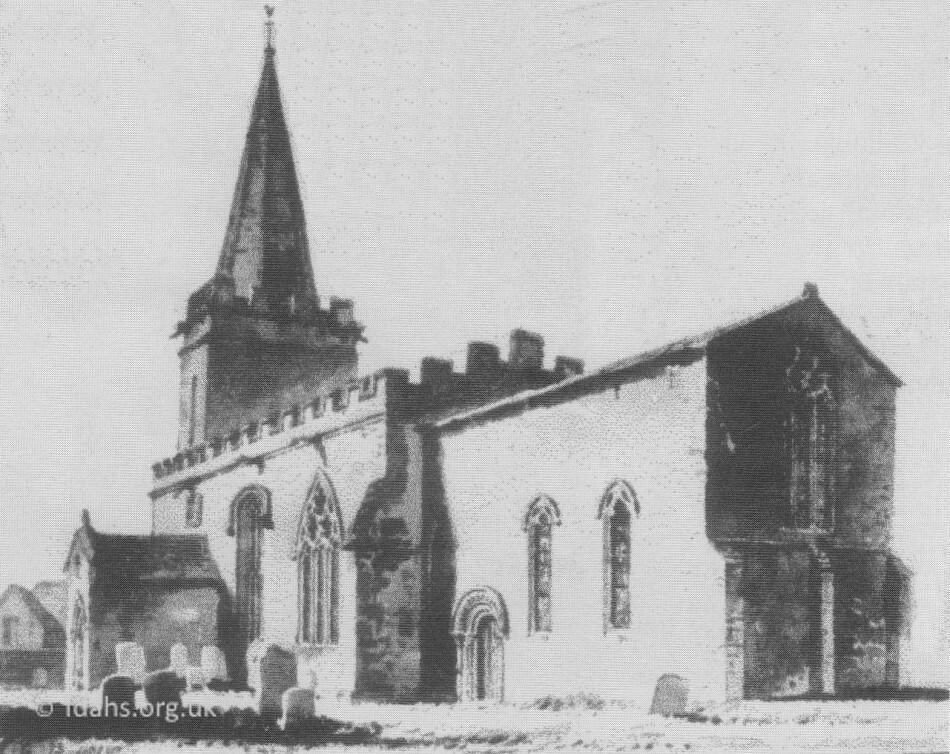 Shellingford Church