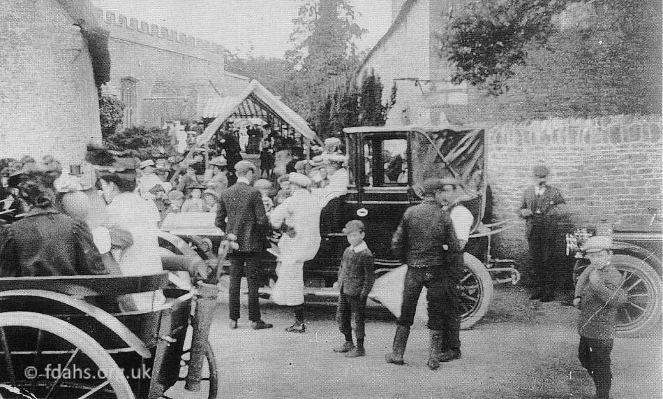 Shellingford Wedding 1907