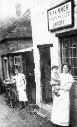 Skinners Bakery 1914