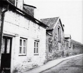 Southampton Street Cottages2 1953