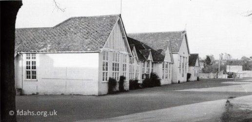 Southampton Street School 1953