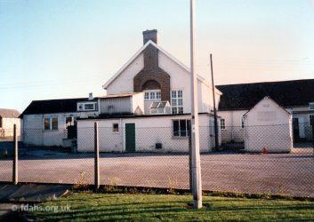Southampton Street School 1986