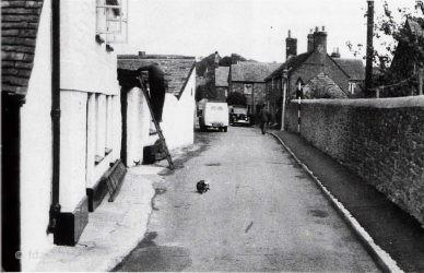 Southampton Street Worlds End 1953