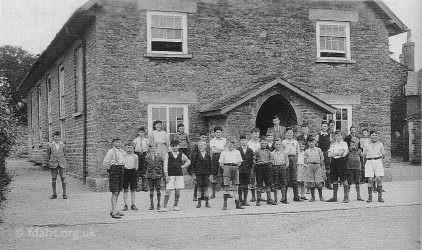 Stanford Rd Boys 1935