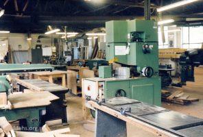 Swan Lane Machine Shop 2002