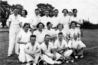 Tennis Club 1936