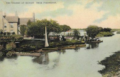 Thames At Radcot