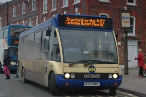 Thames Travel Bus 67