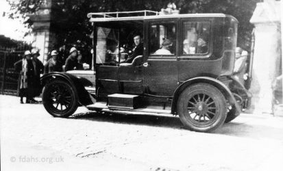 Transport To Church 1926