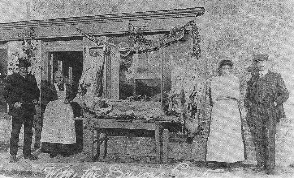 Uffington Butcher Shop