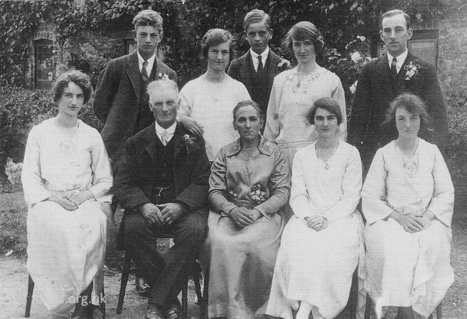Uffington Mildenhall Family