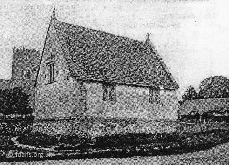 Uffington Tom Brown School 1880s