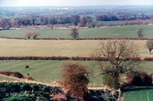 View North From Folly C1994