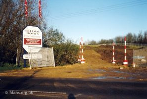 Volunteer Way Site 1999