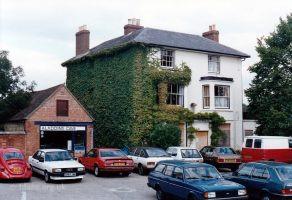 White Hart Hotel 1989