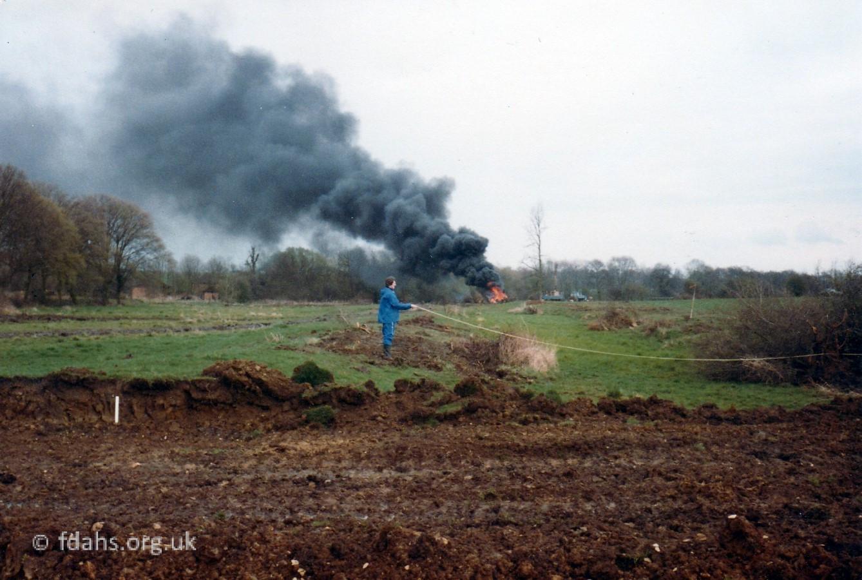 Wicklesham Farm 1982