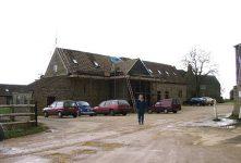 Wicklesham Lodge Barn 2000