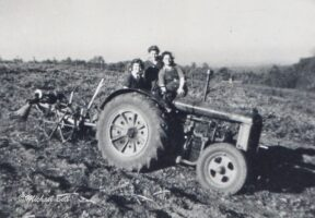 Wla Driving Tractor 1939