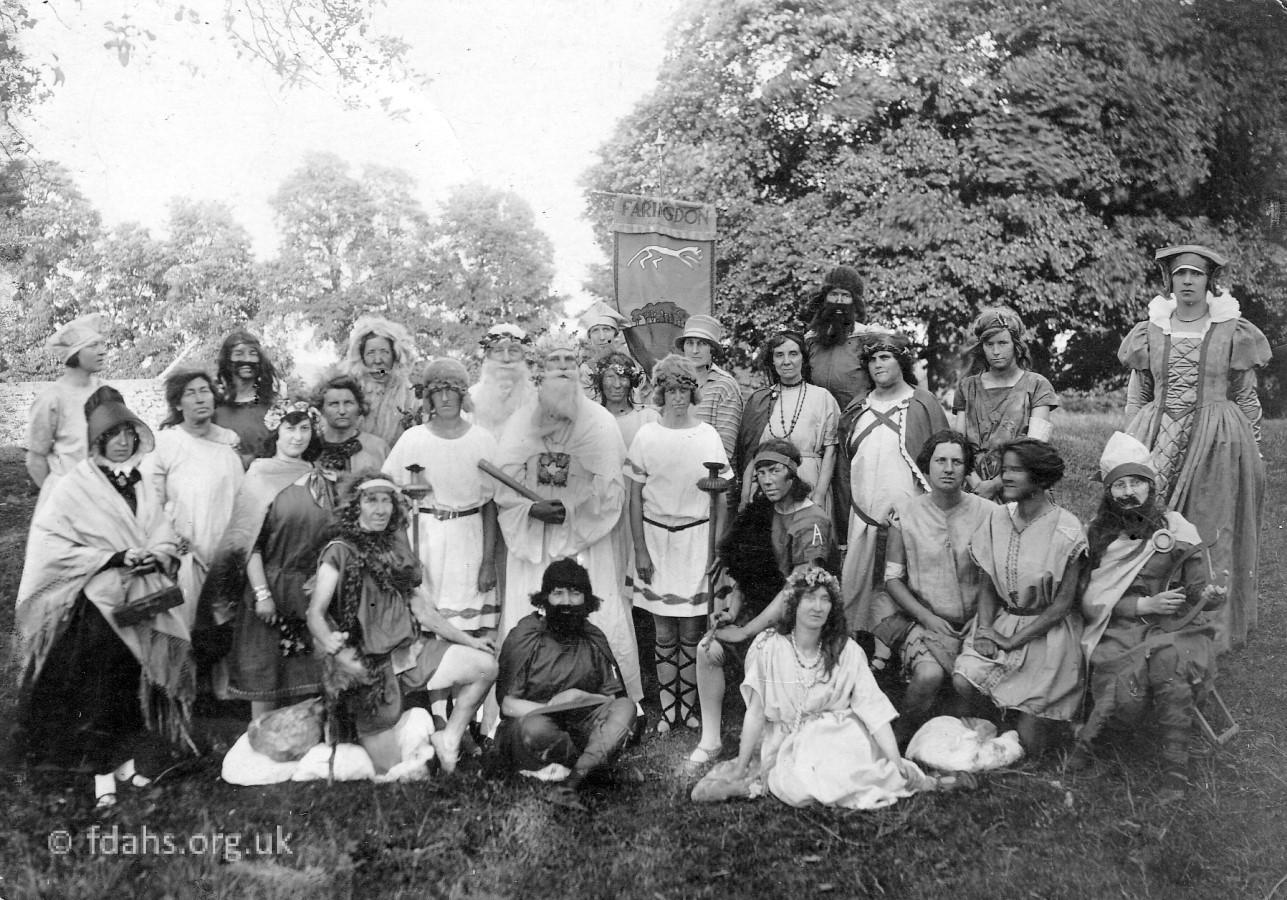 Womens Institute 1928
