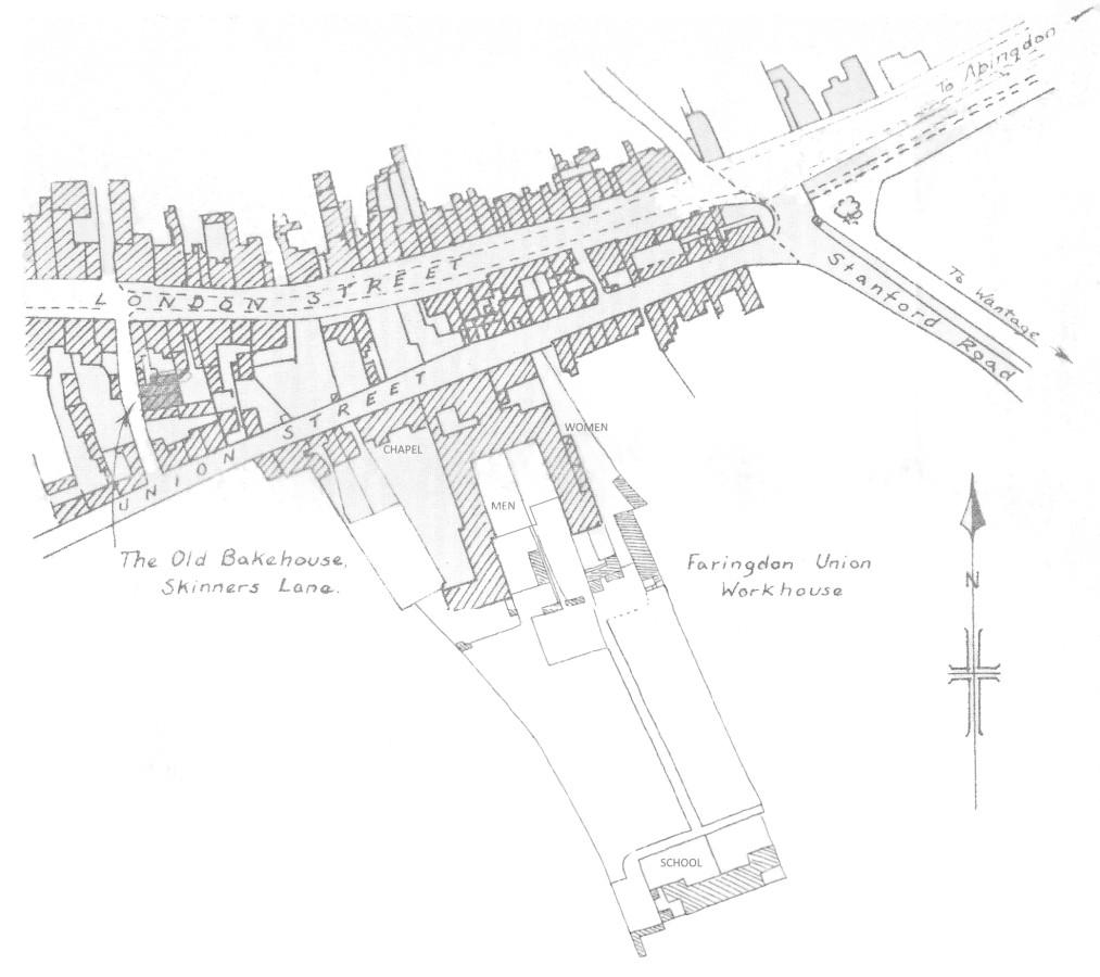 Workhouse Map
