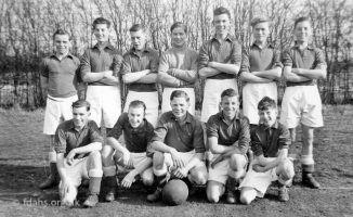 Youth Club Football 1954