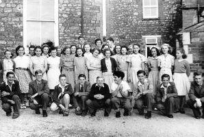 Youth Club Members 1949