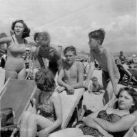 Youth Club Swanage 1958